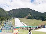 「野沢温泉スポーツ公園」大盛況です♬